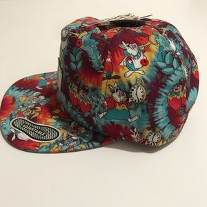 a2b63a31e68 Vans Accessories - Vans Disney Alice in Wonderland SnapBack hat